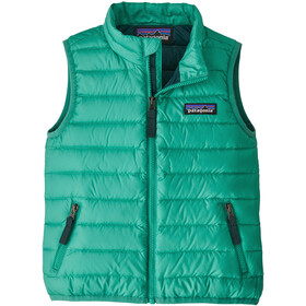 Patagonia Down Sweater Vest Barn Plains Green